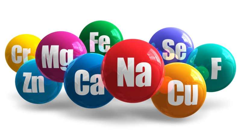 13 Health Benefits of Minerals