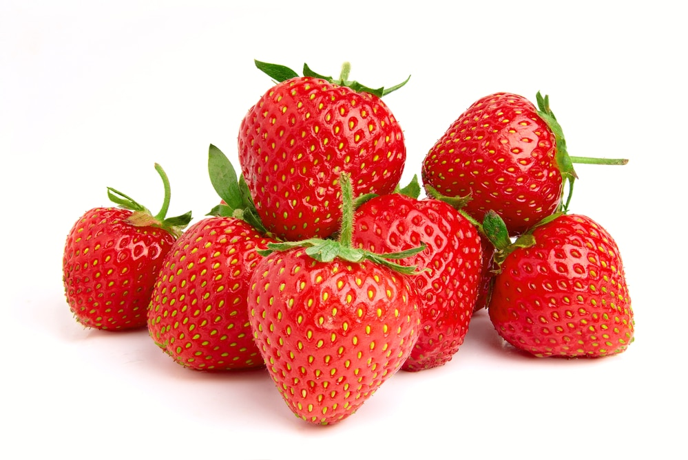 11 Amazing Health Benefits Of Strawberry Natural Food Series