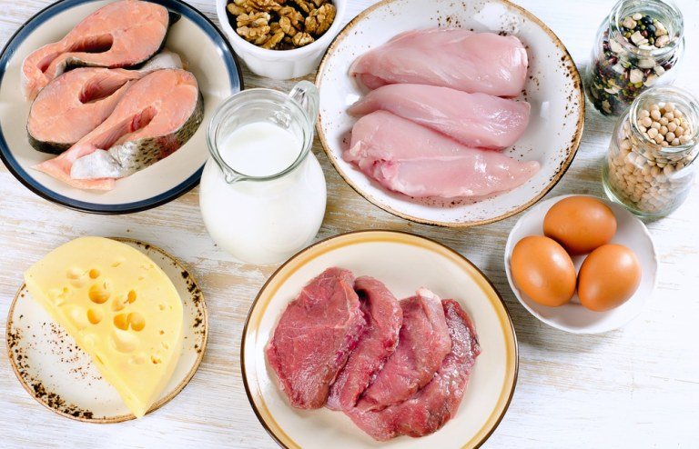 12 Delicious High-Protein Foods to Eat