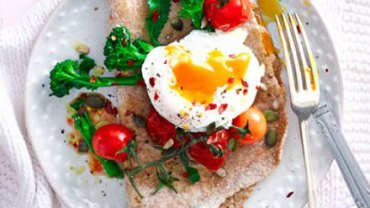 Eat a High-Protein Breakfast