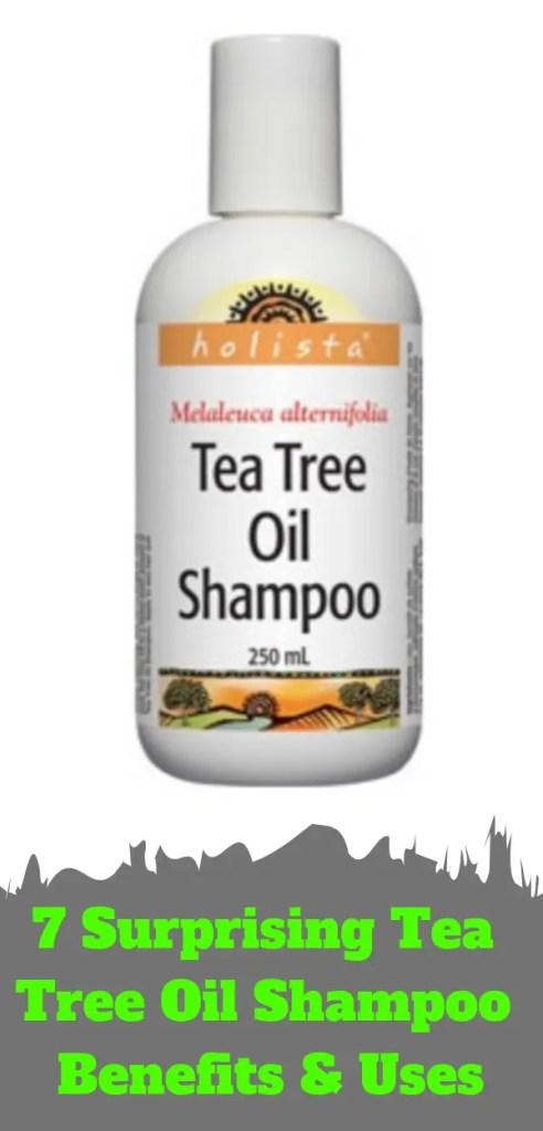 Tea Tree Oil Shampoo Benefits