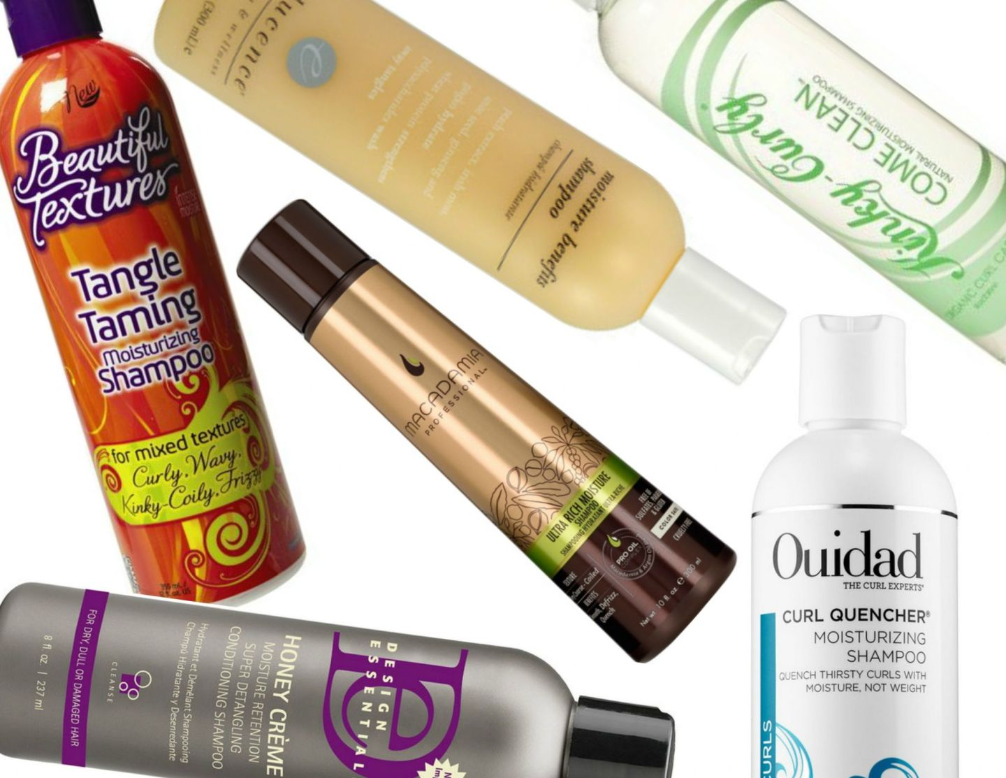 Moisturizing Shampoo: 10 Of The Best For Natural Hair