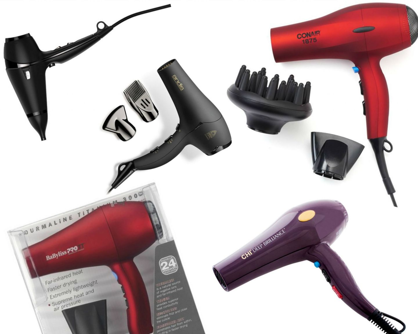 What's The Best Blow Dryer For Natural Hair? We've Got 5!