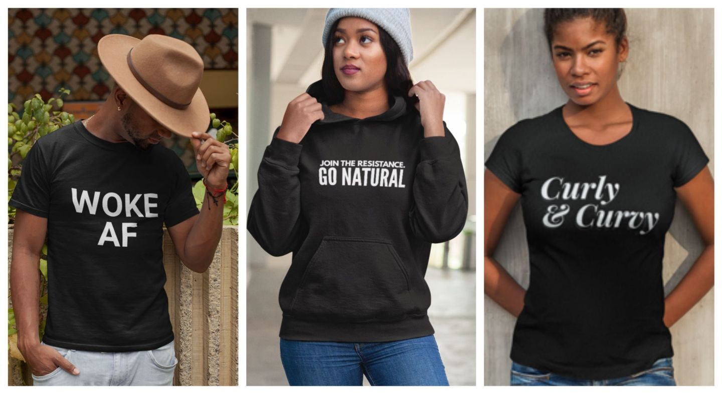 WE also have amazing clothing for men and women at Seriously Natural Boutique