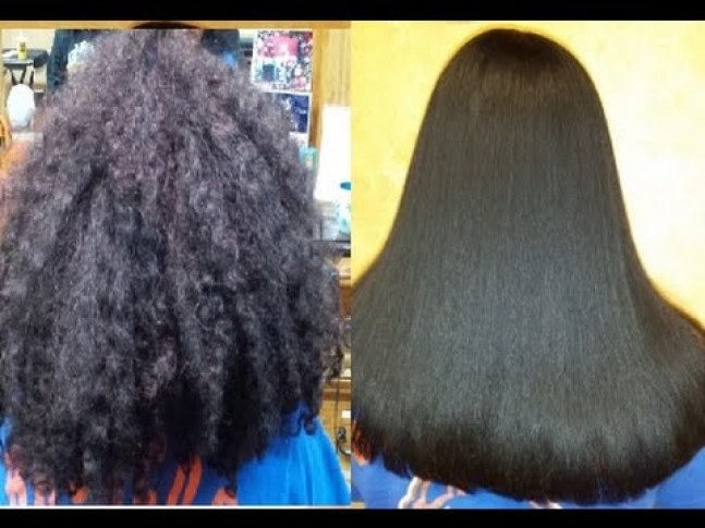 Thermal straightening or thermal reconditioning is gaining popularity and I want to give you all the deets on what they are and what they do.