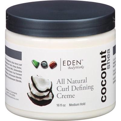 EDEN BodyWorks Coconut Shea All Natural Curl Defining Creme