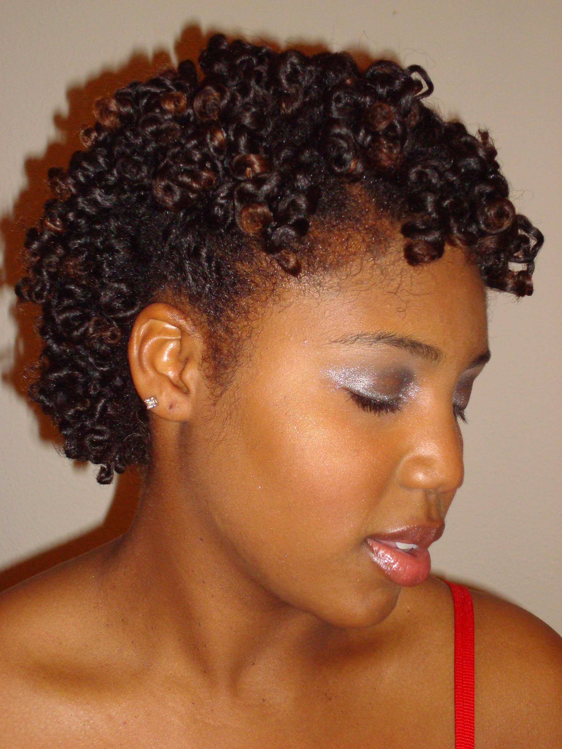 styles of natural hair hair styles hair 7555 | Profile pix