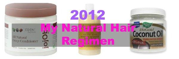 My Regimen 2012
