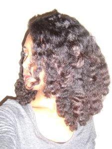 3B Hair Type Natural Hair
