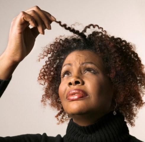 Breakage Natural Hair