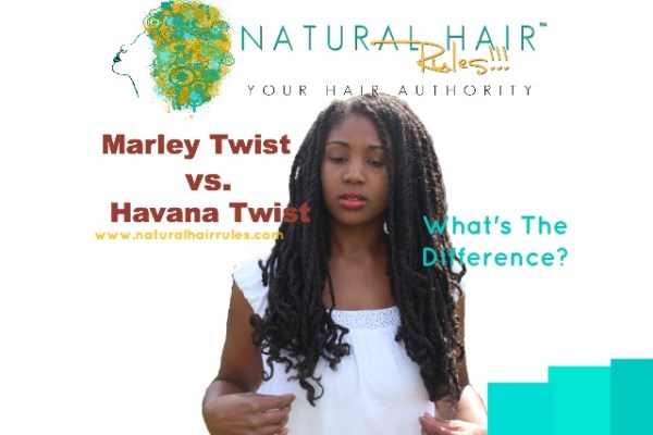 Marley Twists and Havana Twists: What's the Difference