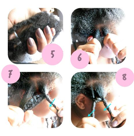 Havana Twist How-To 5-8