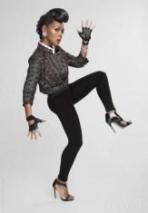 Electric Lady, Janelle Monae Covers Vibe Vixen