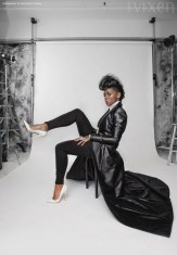 Electric Lady, Janelle Monae Covers Vibe Vixen