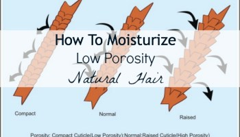 A real guide for determining your hair porosity how to moisturize low porosity hair urmus Choice Image
