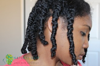 This is what the 3-Strand Twists Look Like