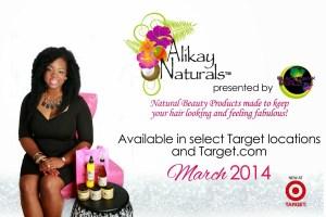 Alikay Naturals Coming to Target!