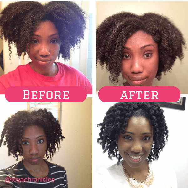 5 Ways To Treat Heat Damage In Natural Hair Natural Hair