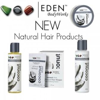 Eden BodyWorks New Products