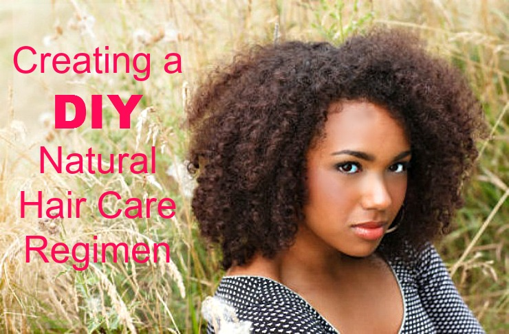 6 DIY Hair Care Recipes for Your Complete Natural Hair Regimen