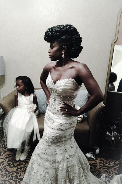 Natural Bride: Tifanni