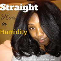 6 Tips for Keeping Your Natural Hair Straight in Humidity