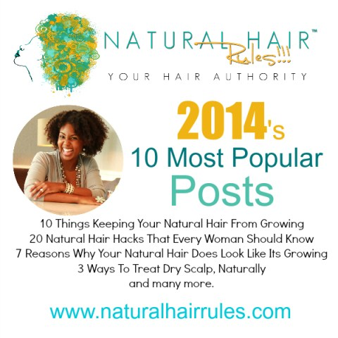 10 Best Healthy Hair Tips 2014
