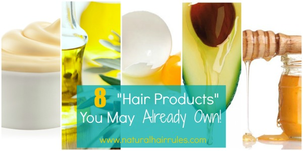 "8 ""Hair Products"" You May Already Own In Your Kitchen"