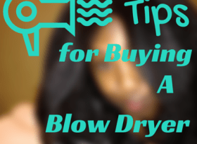 Tips for buying a blow dryer