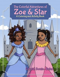 the colorful adventures of zoe and star