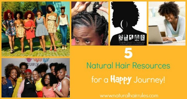 5-Natural-Hair-Resources