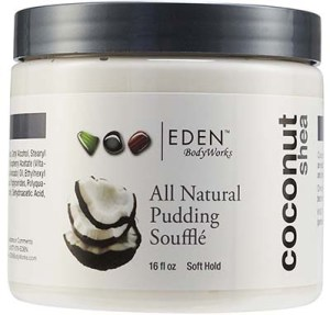 Eden Bodyworks All Natural Coconut Pudding Soufflé