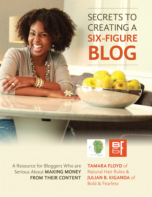 Secrets To Creating a Six-Figure Blog