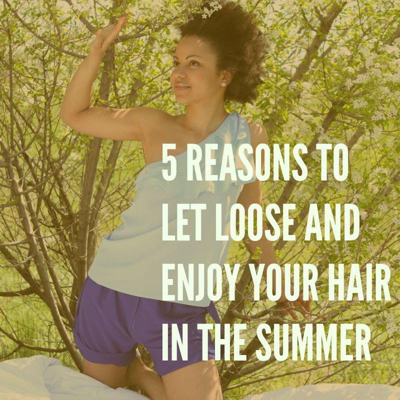 summer natural hair tips