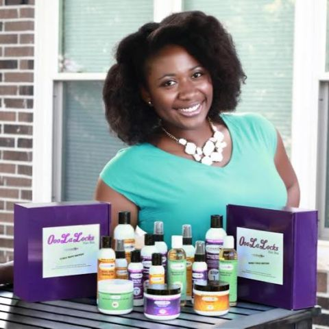 Meet the First Black Woman to Own a Patent for Natural Hair Products