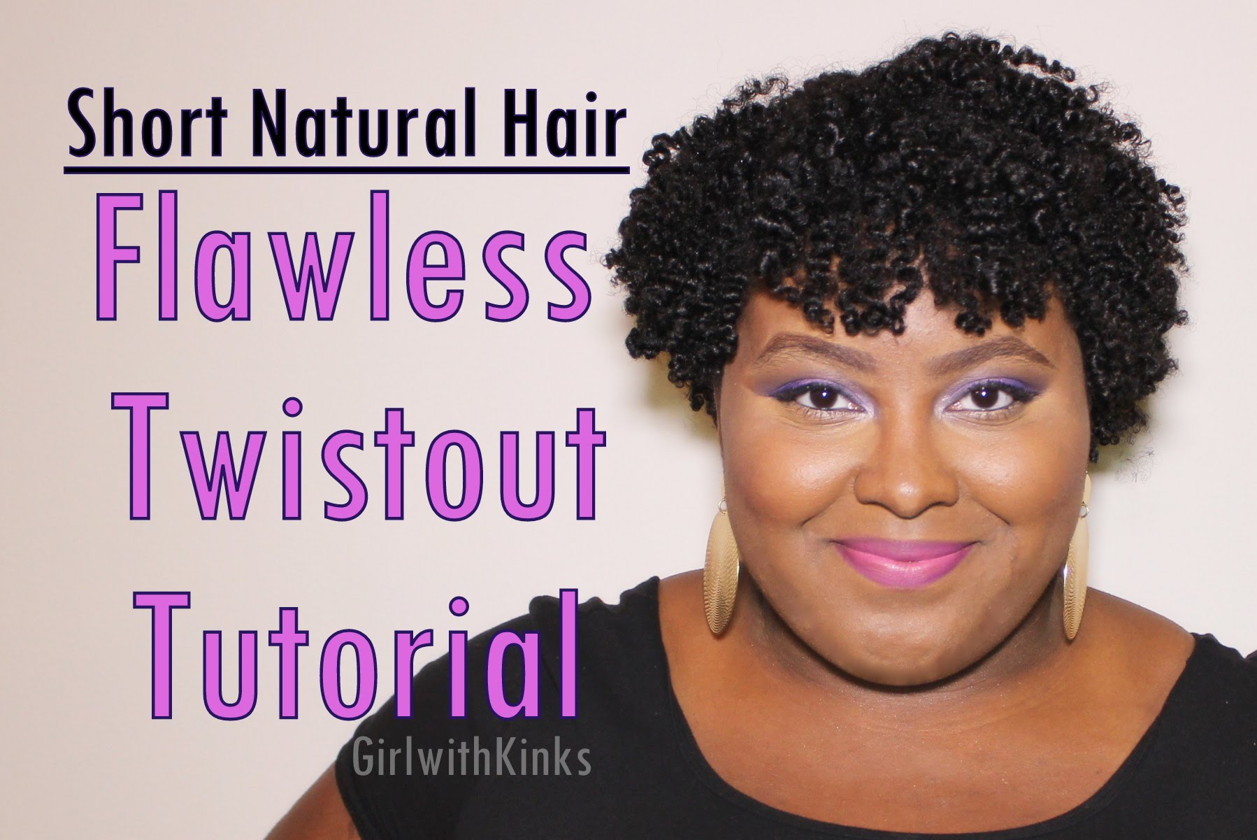 6 Ways To Style Your Short Natural Hair Beyond The Fro Natural Hair Rules