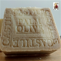 Castile Olive- Palm with Cocoa Butter Soap Bar Un-Scented