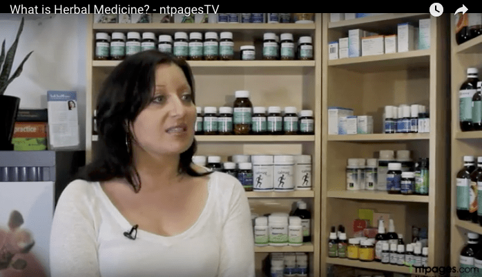 LEAH HECHTMAN EXPLAINS HERBAL MEDICINE