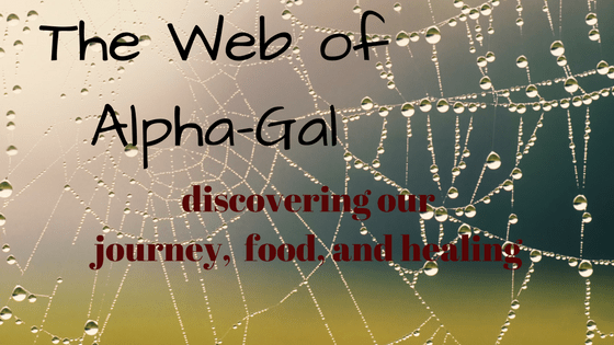 the web of Alpha-Gal