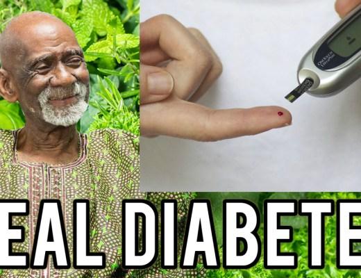 Diabetes Dr Sebi