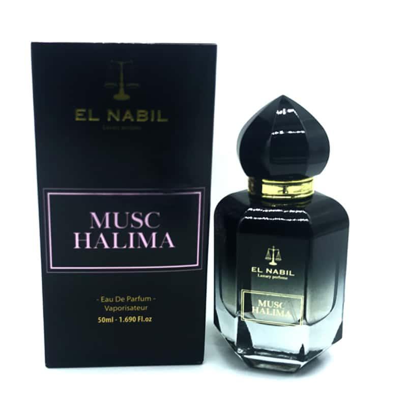 MUSC HALIMA EAU DE PARFUM