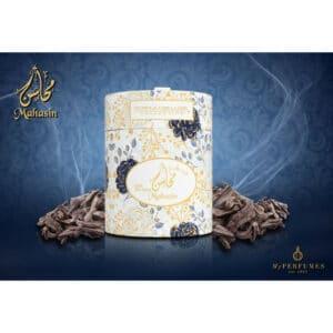 Bakhoor Mahasin – OUD MUATTAR – Parfum De Luxe 1