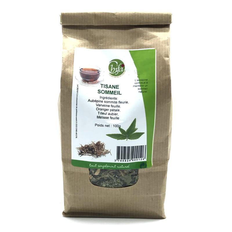 TISANE SOMMEIL - 100% NATURELLE -