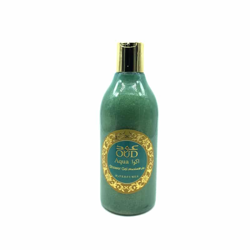 Gel douche parfumé Oud Aqua 300ml – My Perfumes