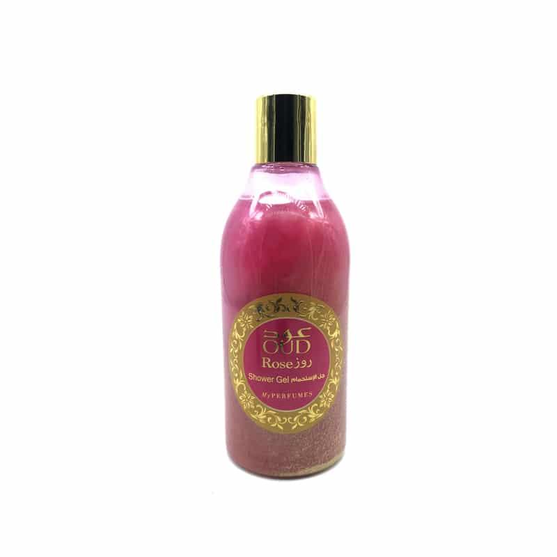 Gel douche parfumé Oud & Rose 300ml – My Perfumes