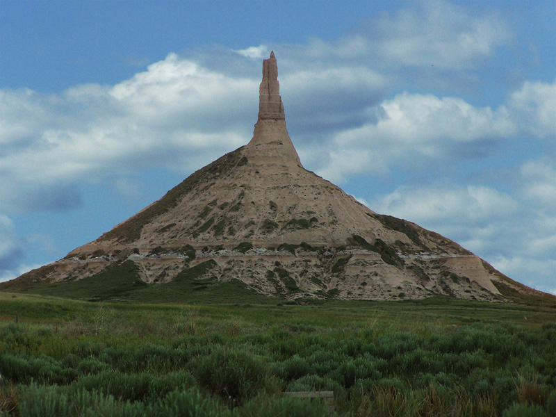 Image result for chimney rock national historic site