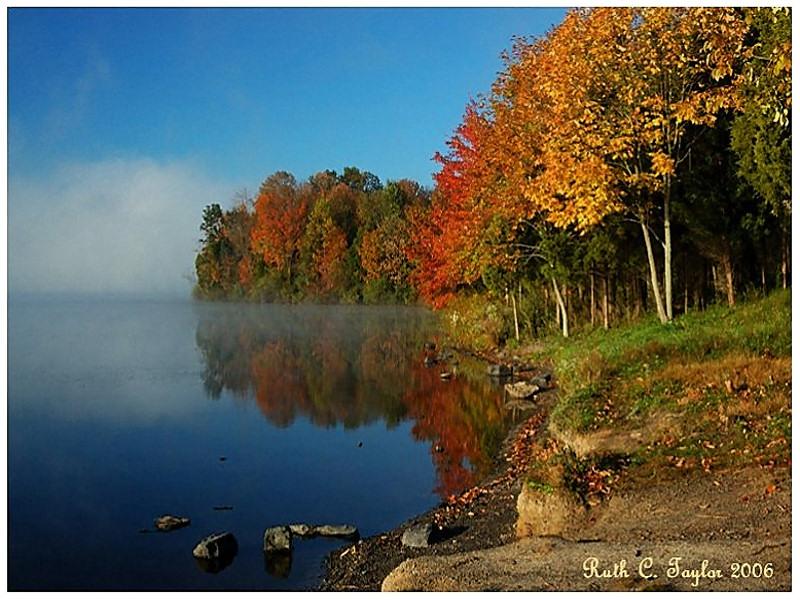 Lake Nockamixon History