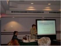 AF Conference 2004 Leo and Charlie presenting