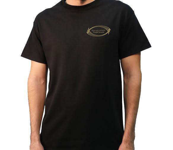 T-shirts ANCA Awards LOGO (front)
