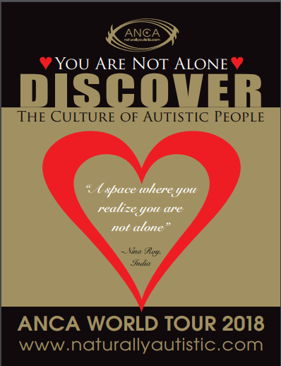 ANHCA World Tour poster 1